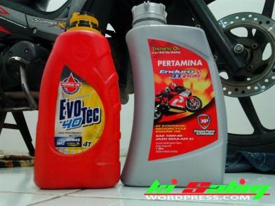 Review Oli Enduro 4T Racing Di New Jupiter MX
