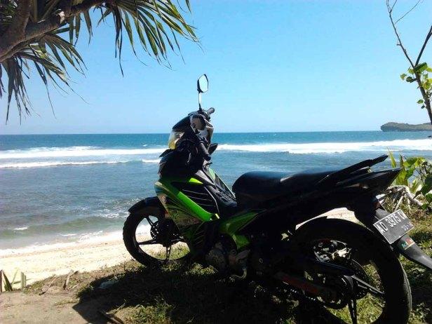 Sebelum Crash#Pantai Indrayanti&Somandeng