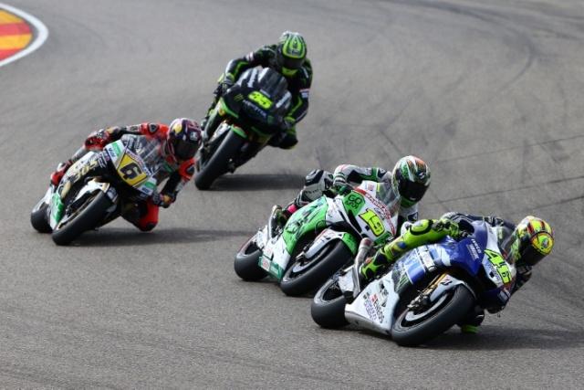 Rossi,Bautista,Bradl dan Crutchlow