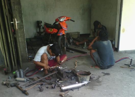 Pengerjaan