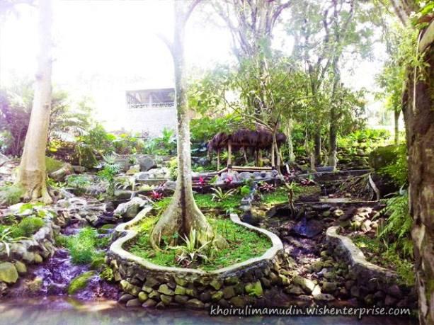 Taman Baru Itu Bernama Kampoeng Air Wisata Boyolali Aromarpm
