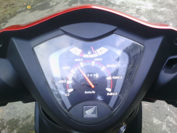 Spedometer HONDA Spacy Mati