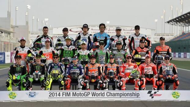 Pembalap MotoGp2014