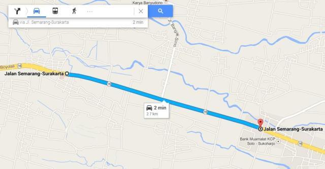 Boyolali 2 : 2.7 km